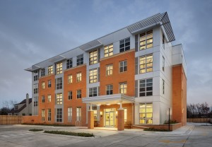 The 70-unit affordable rental housing development for independent seniors in Countryside, Illinois--opened in 2010. IFF provided a $1.3 million loan to the project's developer, Mercy Housing, and also obtained $8 million in federal tax credits and $3.45 million from county HOME funds.