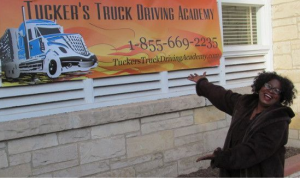 After being denied loans by other institutions, Melvin and Viola Tucker approached WWBIC and received a small business loan and opened Tucker's Truck Driving Academy in November of 2013. Eventually they plan to construct a 10-acre driving course with classroom facilities and expand to multiple locations.