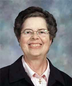 Sr. Nora Nash, director of the corporate social responsibility program for Sisters of St. Francis of Philadelphia.